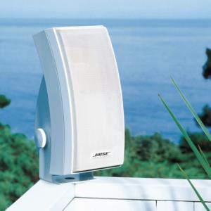 Bose luidsprekers voor binnen- en buitenshuis