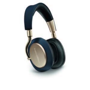 Bowers & Wilkins PX Hoofdtelefoon Bluetooth Koptelefoon Active Noise-Cancelling Headphone