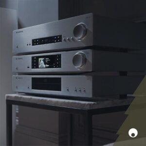 Cambridge Audio lanceert v2 van CXN streamer