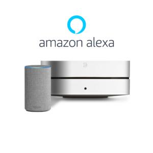 Praten met Bluesound & Alexa