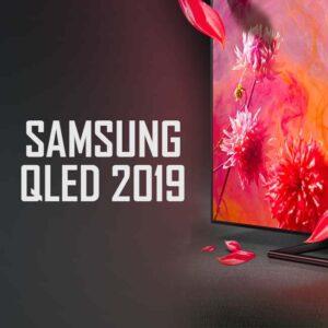 Nieuw: Samsung QLED TV's 2019