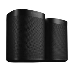 Sonos One set duo pack Bartels Tilburg