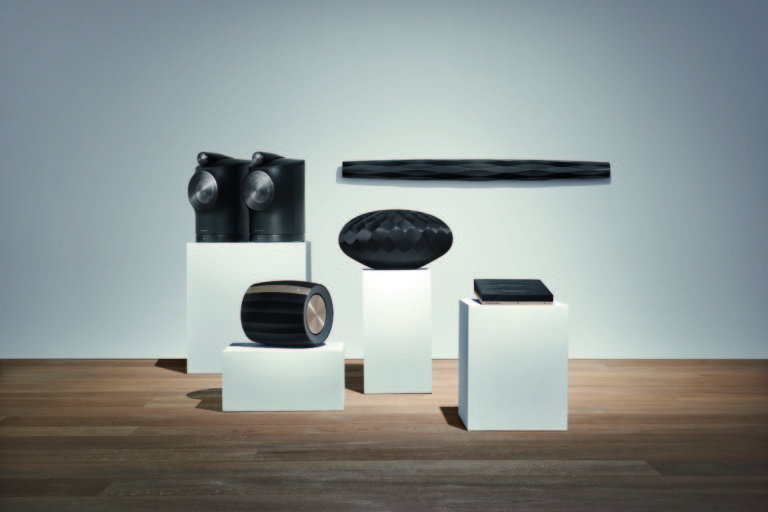 Bowers & Wilkins Formation alle modellen gallery Bartels Tilburg
