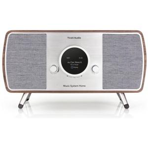 Tivoli Audio Home Music System walnoot gen 2