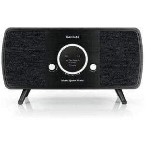 Tivoli Audio Home Music System zwart 2e generatie