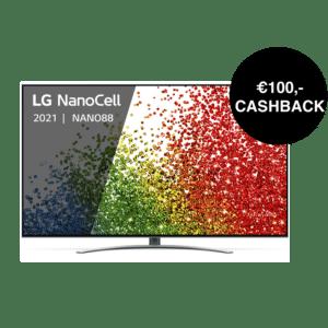 Cashback LG 75NANO886PB