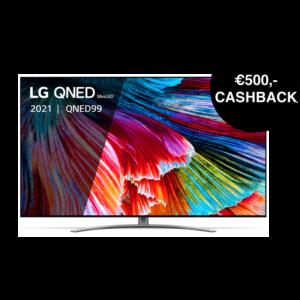 Cashback LG 75QNED996