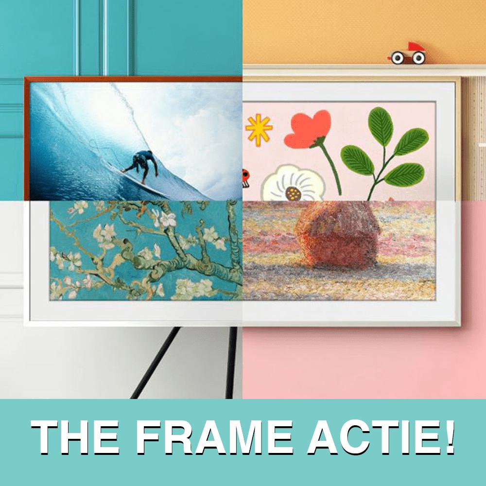 The Frame actie bartels
